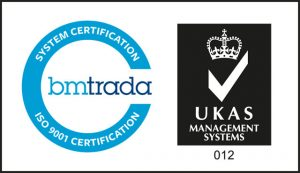 ISO9001 UKAS System Certification